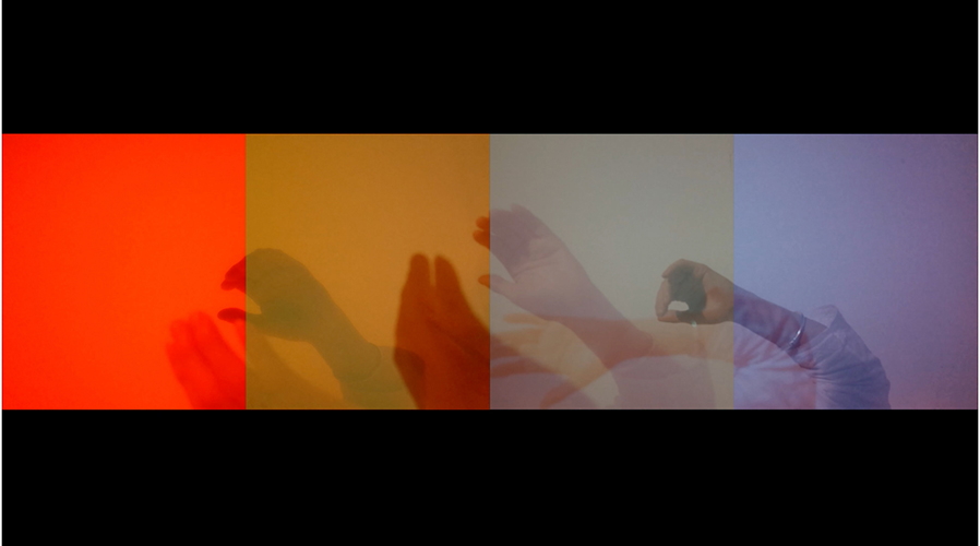 Mareike Lee + Marc Sabat, HANDS to MOUTHS, video installation